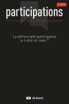 La participation des femmes au niveau supranational : une citoyenneté « genrée »