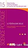 Le fédéralisme belge