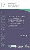 Circulation des idées et des modèles : les transformations de l'action publique en question