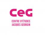 Cahiers du Centre d'études Jacques-Georgin
