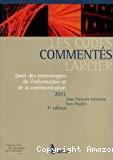 Droit des technologies de l'information et de la communication