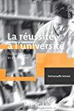La réussite à l'université : du tutorat au plan licence