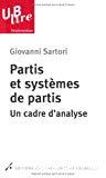Partis et systèmes de partis : un cadre d'analyse