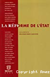 La réforme de l'Etat : actes du colloque international de Toulon, 1er et 2 octobre 2004