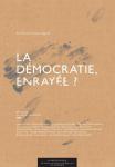 La démocratie, enrayée ? Actes de colloque au Palais des Académies à Bruxelles du 30 mai au 1er juin 2013