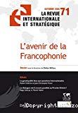 L'avenir de la francophonie : dossier