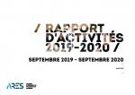 Rapport d'activités 2019-2020 de l'Académie de recherche et d'enseignement supérieur (ARES)