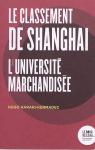 Le classement de Shangaï