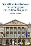 Histoire de la Belgique contemporaine.