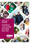 Rapport annuel 2019 d'UNIA
