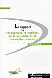 Le rapport de l'Observatoire de la pauvreté et de l'exclusion sociale : 2003-2004