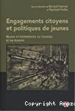 Engagements citoyens et politiques de jeunes : bilans et expériences au Canada et en Europe