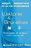 Reflets et perspectives de la vie économique. Wallonie et Bruxelles : analyses et enjeux : élections régionales 2009
