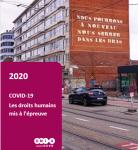Rapport 2020 d'UNIA : Covid-19, les droits humains mis à l'épreuve