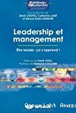 Leadership et management : être leader, ça s'apprend !