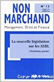 La nouvelle législation sur les ASBL : troisième partie