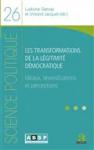 Les Transformations de la légitimité démocratique