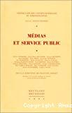 Médias et service public.