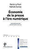 Economie de la presse à l'ère numérique