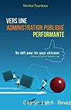 Vers une administration publique performante