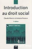 Introduction au droit social