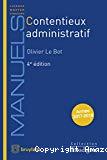 Contentieux administratif : année 2017-2018