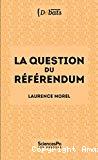 La Question du référendum