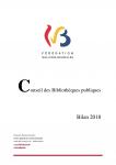 Bilan 2018 du Conseil des bibliothèques publiques