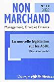 La nouvelle législation sur les ASBL : deuxième partie