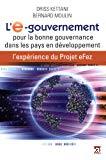 E-gourvernement pour la bonne gouvernance dans les pays en développement