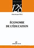 L'économie de l'éducation
