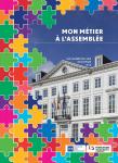 Les Cahiers de l'ULB et du PFWB, n°5 - 2019 - Mon métier à l'assemblée