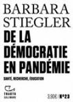 De la démocratie en pandémie