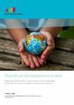 Rapport d'audit de la Cour des comptes relatif aux objectifs de développement durable - Programme 2030 de l'ONU : Mise en oeuvre, suivi et rapportage par les pouvoirs publics en Belgique