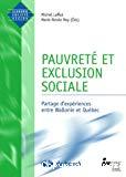 Pauvreté et exclusion sociale : partage d'expériences entre Wallonie et Québec