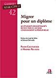Migrer pour un diplôme : les étudiants ressortissants de pays tiers à l'UE dans l'enseignement supérieur belge