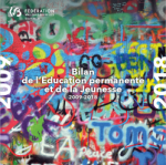 Bilan de l'Education permanente et de la Jeunesse 2009-2018