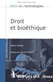 Droit et bioéthique