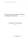 Etat des lieux des médias d'information en Belgique francophone