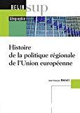 Histoire de la politique régionale de l'Union européenne