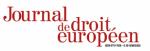 Journal de droit européen (JDE)