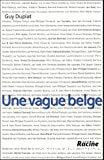 Une vague belge