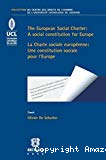 La Charte sociale européenne = The European social charter : une constitution sociale pour l'Europe