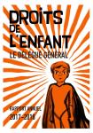 Rapport annuel 2017-2018 du Délégué général de la Communauté française aux droits de l'enfant