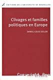 Clivages et familles politiques en Europe