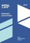 Rapport d'activités de l'Ecole d'administration publique commune à la Communauté française et à la Région wallonne (EAP) - Année 2019
