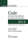 Code de droit international des droits de l'homme : 2014
