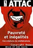 Pauvreté et inégalités : ces créatures du néolibéralisme