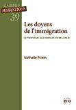 Les doyens de l'immigration : le troisième âge immigré en Belgique