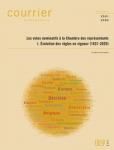 Les votes nominatifs à la Chambre des représentants. I Evolution des règles en vigueur (1831-2020)